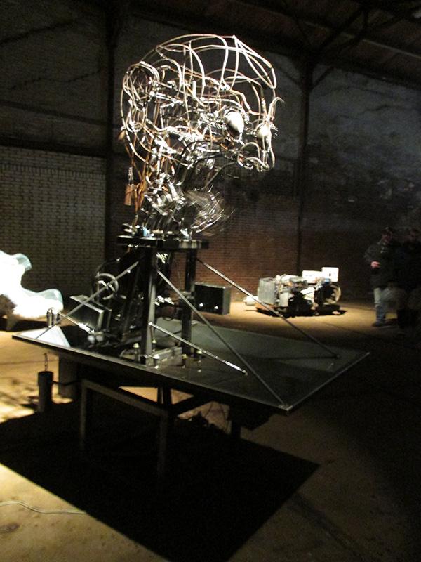 beeld van Atelier Van Lieshout