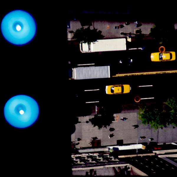 nyc blue yellow,, image by Tom van Teijlingen